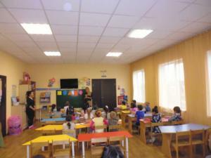 Занятие с детьми подготовительной группы по формированию элементарных математических представлений